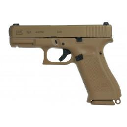 Glock 19X se závitem