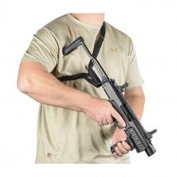 Jednobodový popruh na zbraň Fab Defense Bungee