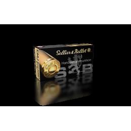 Střelivo Sellier Bellot 9mm...