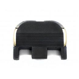 Čelo závěru standard Glock...