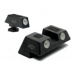 Tritiová mířidla Glock 42/43
